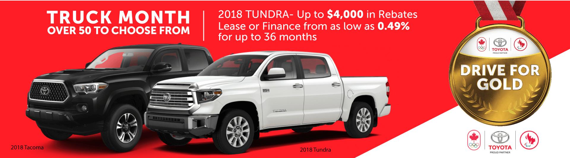 2028 Toyota Tundra Sales