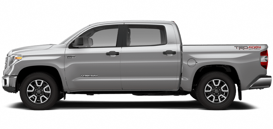 2021 Tundra 4X4 Double Cab with TRD Off Road