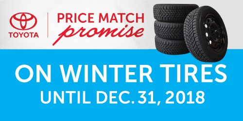 Winter Tire Price Match