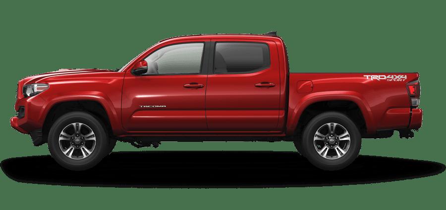2021 TACOMA 4X4 DOUBLE CAB TRD