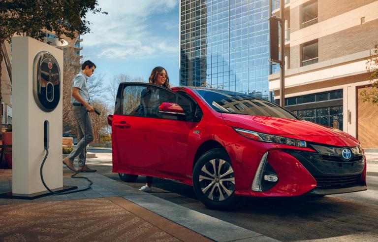2020 toyota Prius Prime in georgetown