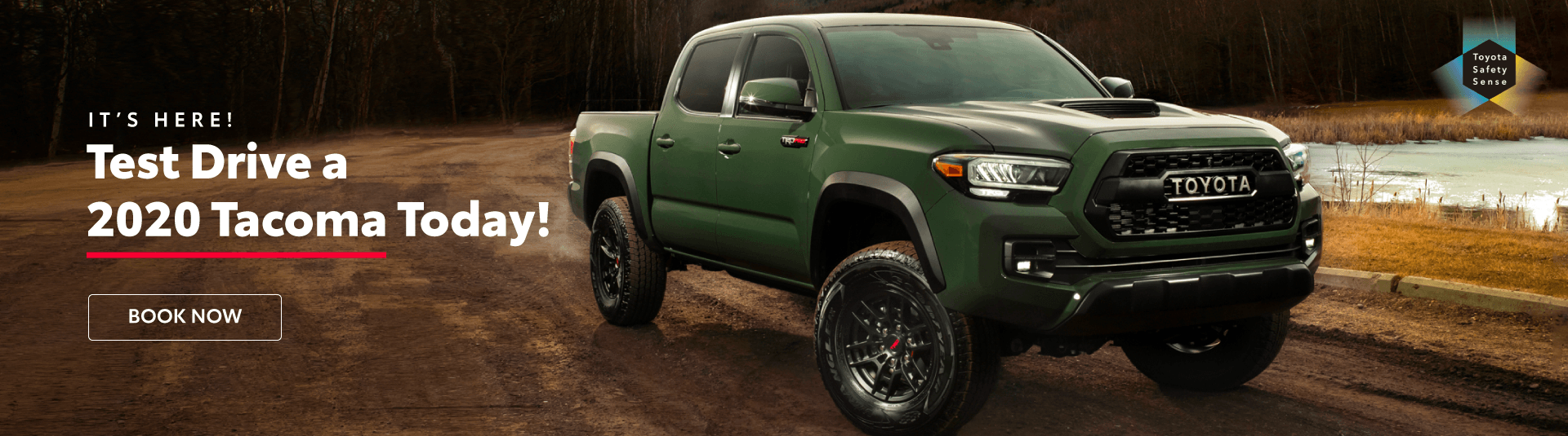 2020 Tacoma in Georgetown