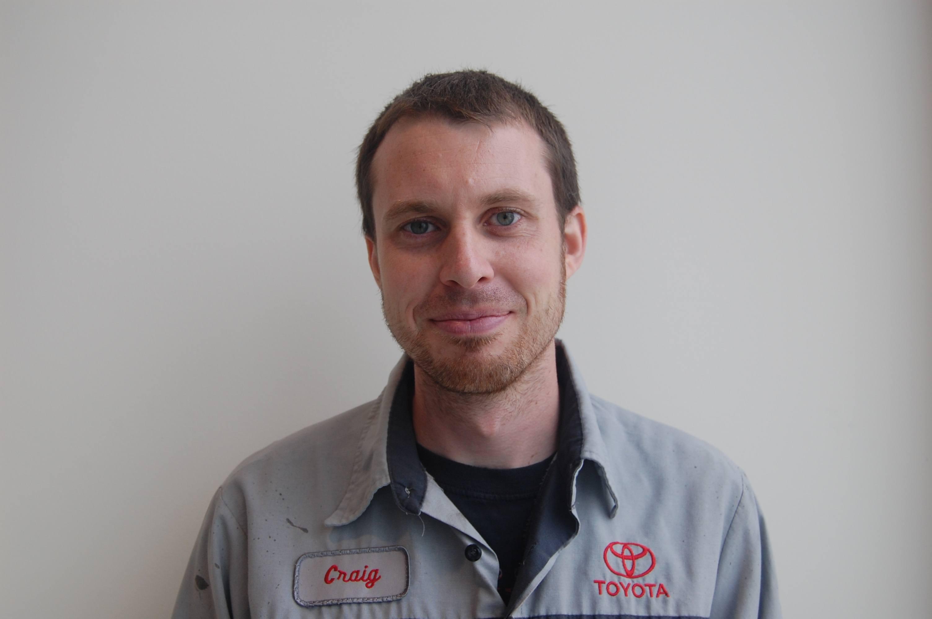 Craig  Rigby