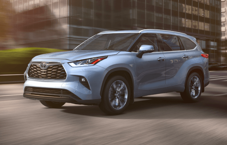 2020 Highlander and Highlander Hybrid in Georgetown