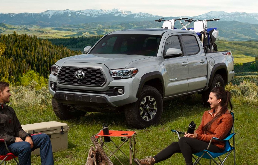 Introducing the 2020 Toyota Tacoma