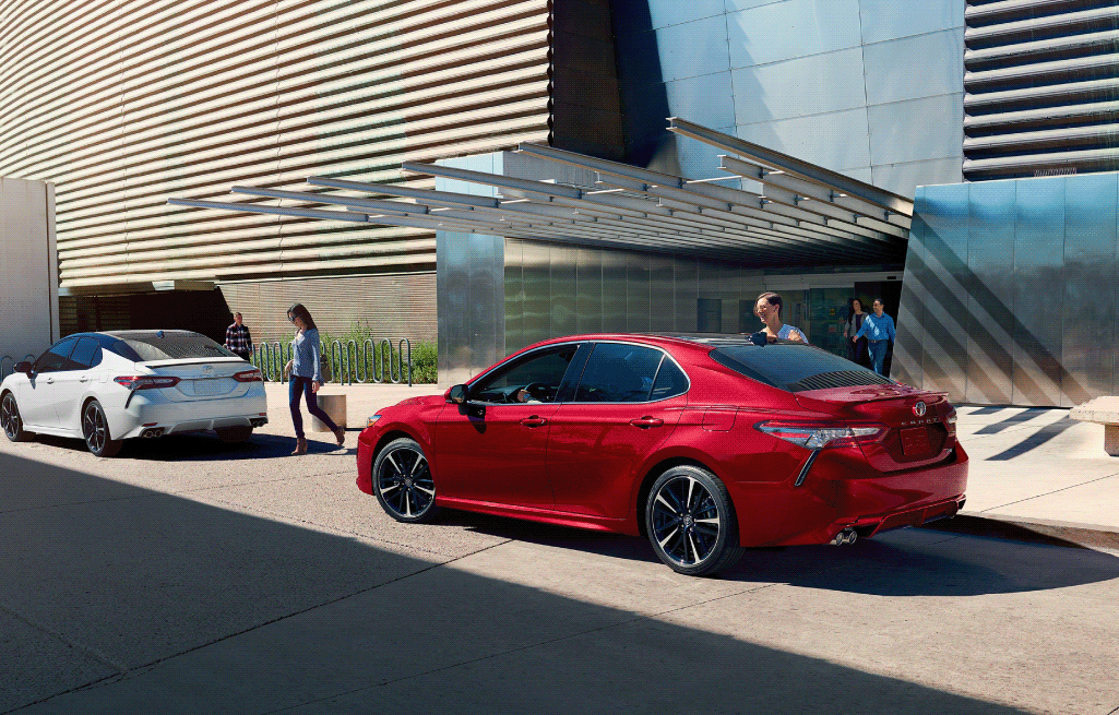 GeT Toyota 2020 Camry Feature 3