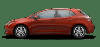2021 Corolla Hatchback CVT