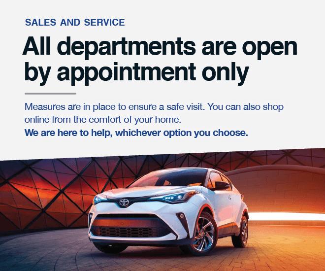 Toyota Dealership In Georgetown Ontario - Georgetown Toyota