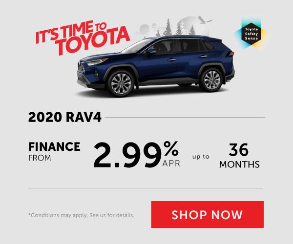 2020 RAV4 Offer