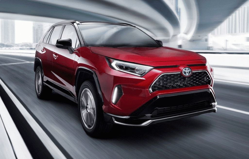 The 2021 RAV4 Series: The SUV That Drives Your Every Day