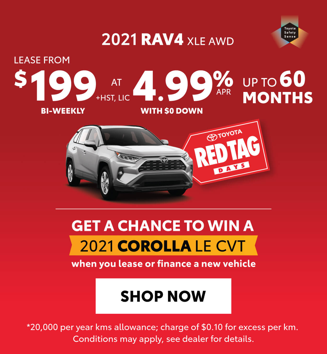 RAV4 Offer Georgetwon Toyota